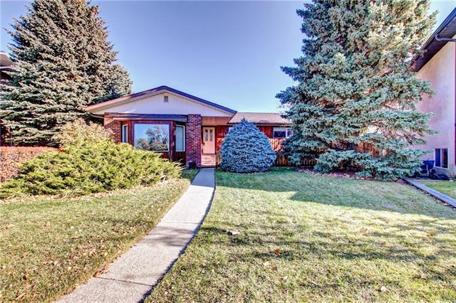 427 Glamorgan Place SW, Calgary, AB T3E 6M1 (#C4213485) :: Calgary Homefinders