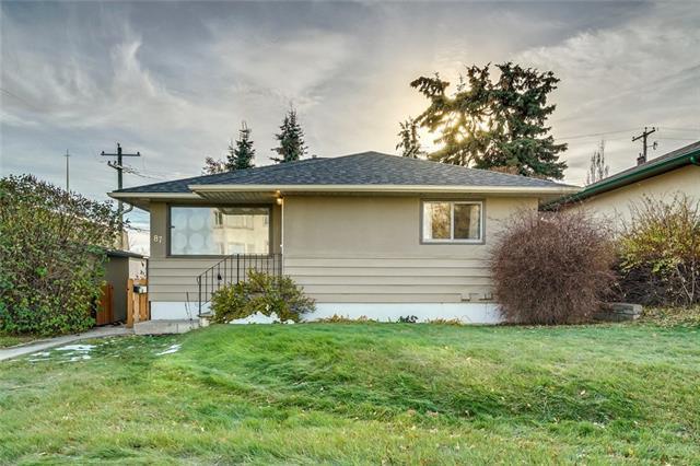 87 Holmwood Avenue NW, Calgary, AB T2K 2G7 (#C4213490) :: Tonkinson Real Estate Team