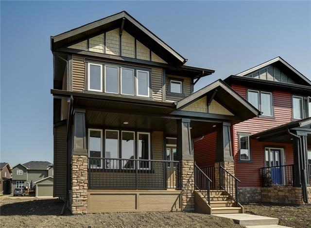 108 Fireside Crescent, Cochrane, AB T4C 2L5 (#C4213536) :: Calgary Homefinders