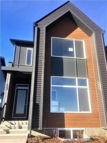 233 Seton Circle SE, Calgary, AB T3M 2W2 (#C4213540) :: The Cliff Stevenson Group