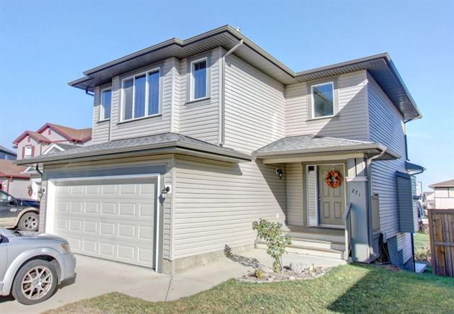 271 Sagewood Place SW, Airdrie, AB T4B 3M7 (#C4213543) :: Calgary Homefinders