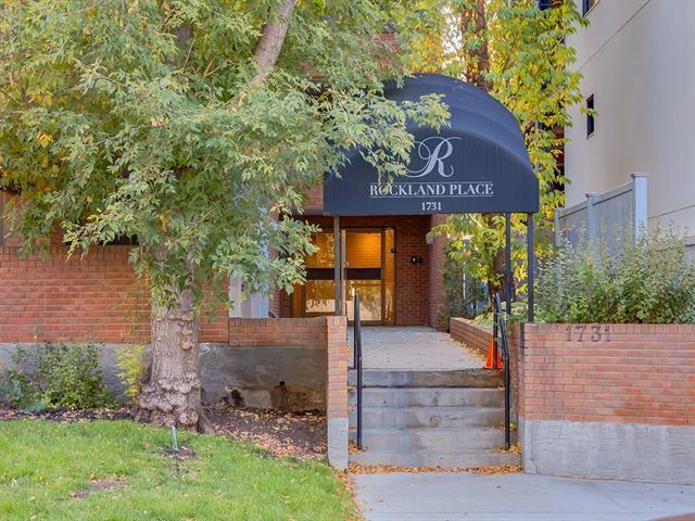 1731 9A Street SW #202, Calgary, AB T2T 3E7 (#C4213552) :: The Cliff Stevenson Group