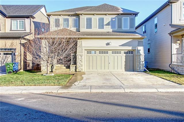 158 Windstone Avenue SW, Airdrie, AB T4B 3R3 (#C4213564) :: The Cliff Stevenson Group