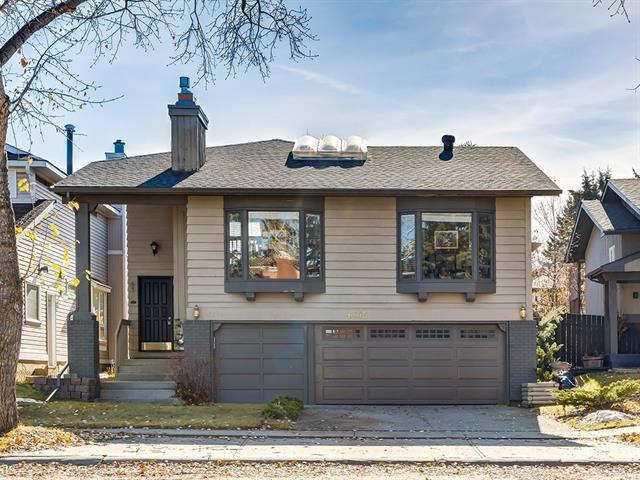 6615 Coach Hill Road SW, Calgary, AB T3H 1B6 (#C4213565) :: Calgary Homefinders