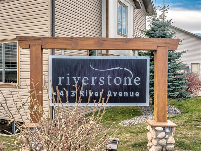 413 River Avenue #608, Cochrane, AB T4C 0P2 (#C4213578) :: Your Calgary Real Estate