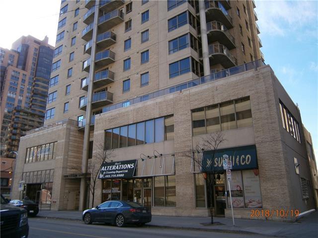 683 10 Street SW #605, Calgary, AB T2P 5G3 (#C4213607) :: The Cliff Stevenson Group