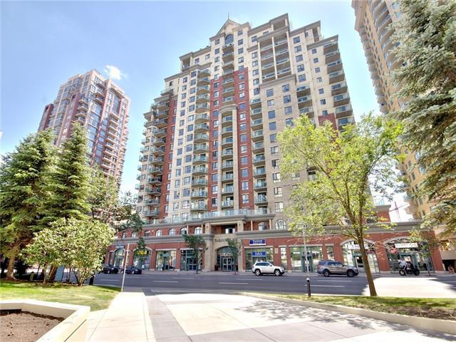 1111 6 Avenue SW #305, Calgary, AB T2P 5M5 (#C4213623) :: The Cliff Stevenson Group