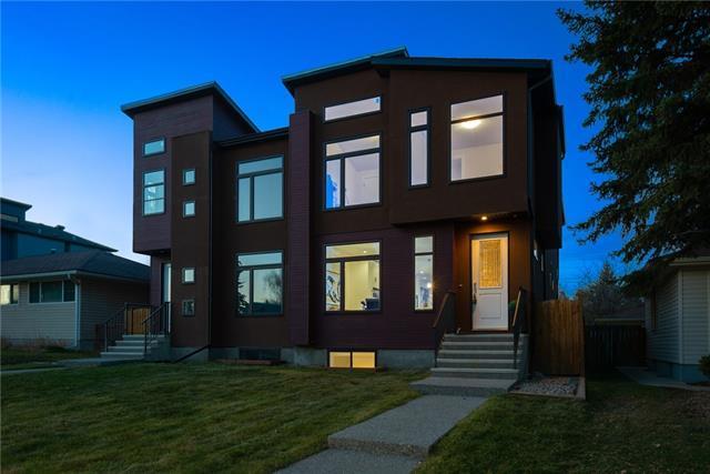 3512 Richmond Road SW, Calgary, AB V8P 4P8 (#C4213624) :: Calgary Homefinders