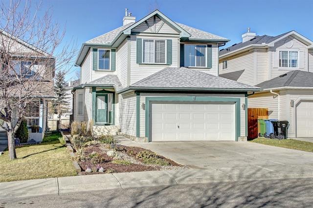 9 Country Hills Gate NW, Calgary, AB T3K 5C8 (#C4213625) :: Calgary Homefinders