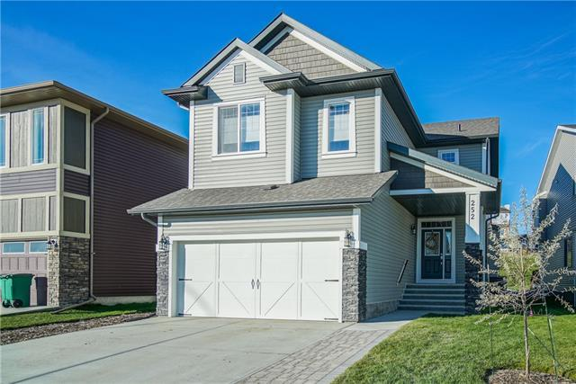 252 Hillcrest Drive SW, Airdrie, AB T4B 4C5 (#C4213641) :: Calgary Homefinders