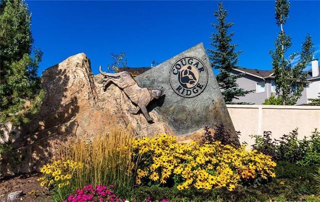 281 Cougar Ridge Drive SW #1404, Calgary, AB T3H 0J2 (#C4213688) :: Tonkinson Real Estate Team