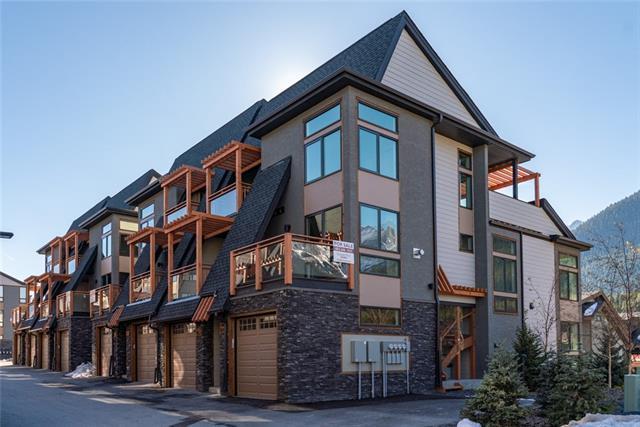 102 Stewart Creek Rise #804, Canmore, AB T1W 0E3 (#C4213707) :: The Cliff Stevenson Group