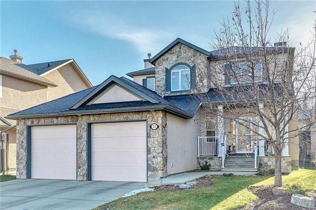 22 Discovery Ridge Green SW, Calgary, AB T3H 4Y4 (#C4213716) :: The Cliff Stevenson Group