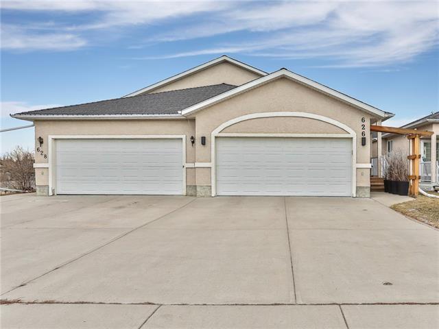626 Lineham Acres Drive NW, High River, AB T1V 1S6 (#C4213717) :: Redline Real Estate Group Inc