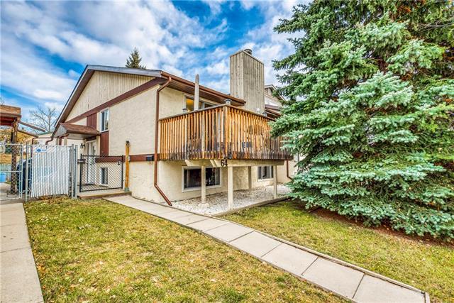 64 Ranchero Rise NW, Calgary, AB T3G 2Z3 (#C4213721) :: Calgary Homefinders