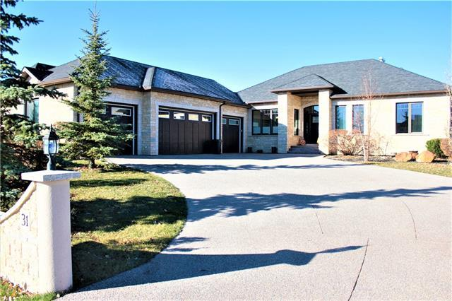 31 Montenaro Bay, Rural Rocky View County, AB T4C 0A4 (#C4213731) :: The Cliff Stevenson Group