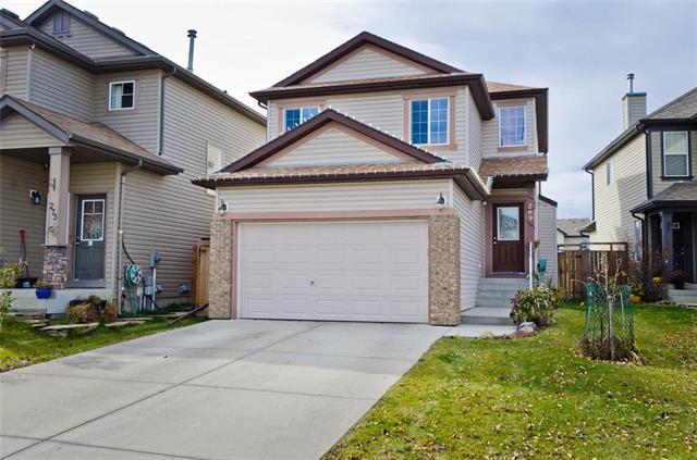 269 Covebrook Place NE, Calgary, AB T3K 6J6 (#C4213734) :: Calgary Homefinders
