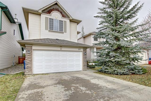 217 Tuscany Meadows Heights NW, Calgary, AB T3L 2L2 (#C4213768) :: The Cliff Stevenson Group