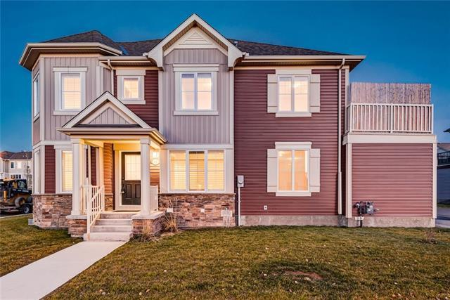 1607 Windstone Road SW, Airdrie, AB T4B 3X6 (#C4213777) :: The Cliff Stevenson Group