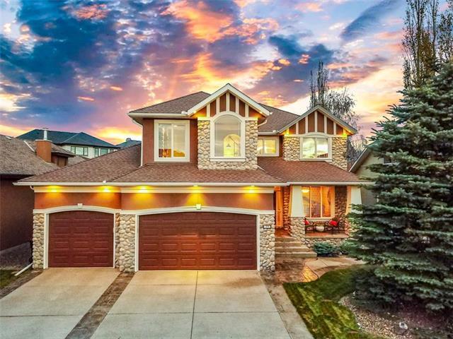 77 Aspen Ridge Way SW, Calgary, AB T3H 5M2 (#C4213791) :: Calgary Homefinders