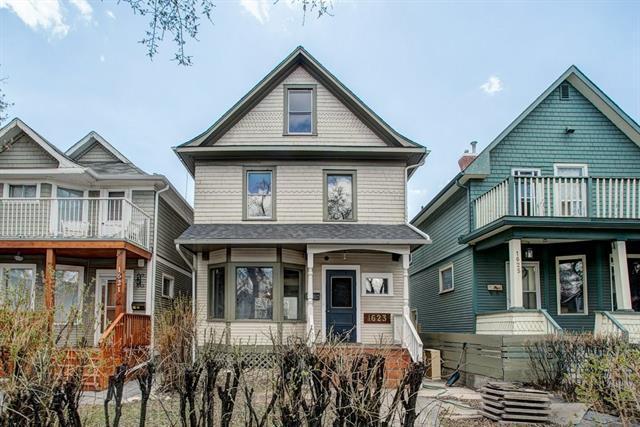 1623 13 Avenue SW, Calgary, AB T3C 0T8 (#C4213806) :: Tonkinson Real Estate Team