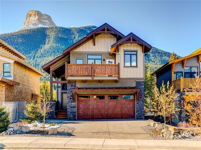 421 Stewart Creek Close, Canmore, AB T1W 0G6 (#C4213814) :: The Cliff Stevenson Group