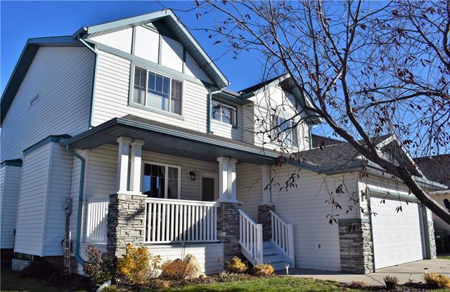 255 Cove Drive, Chestermere, AB T1X 1E5 (#C4213842) :: Your Calgary Real Estate