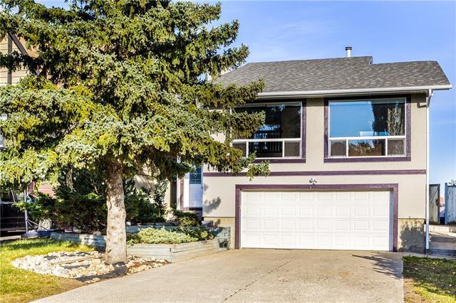1284 Ranchview Road NW, Calgary, AB T3G 1Y2 (#C4213852) :: Calgary Homefinders