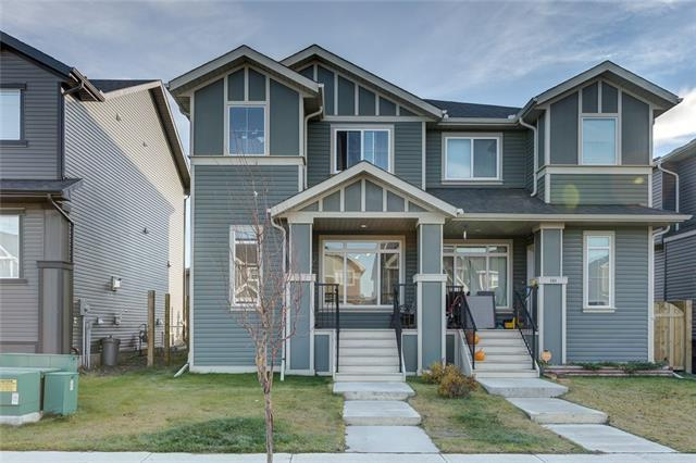 127 Fireside Drive, Cochrane, AB  (#C4213856) :: The Cliff Stevenson Group