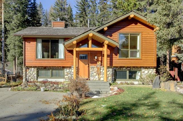 910 Larch Place, Canmore, AB T1W 1S5 (#C4213862) :: Virtu Real Estate