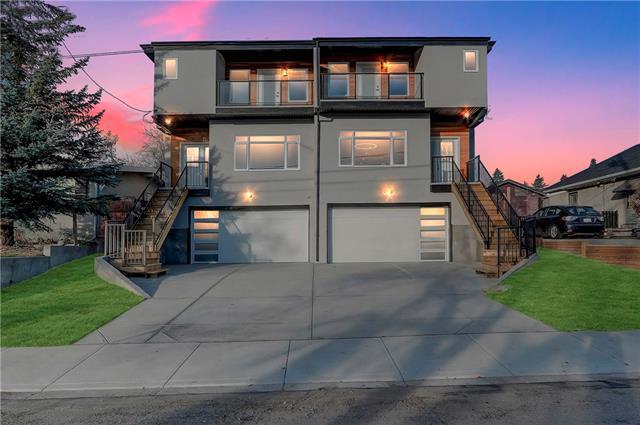 3413 1 Street NE, Calgary, AB T2E 3C6 (#C4213875) :: Tonkinson Real Estate Team