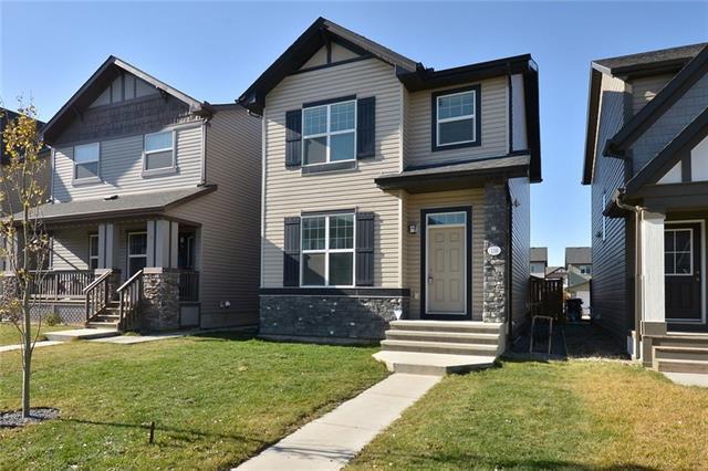 238 Skyview Point Road NE, Calgary, AB T3N 0K6 (#C4213903) :: The Cliff Stevenson Group