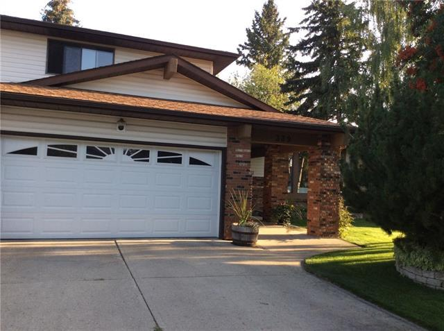 339 Woodpark Place SW, Calgary, AB T2W 2X9 (#C4213940) :: Tonkinson Real Estate Team