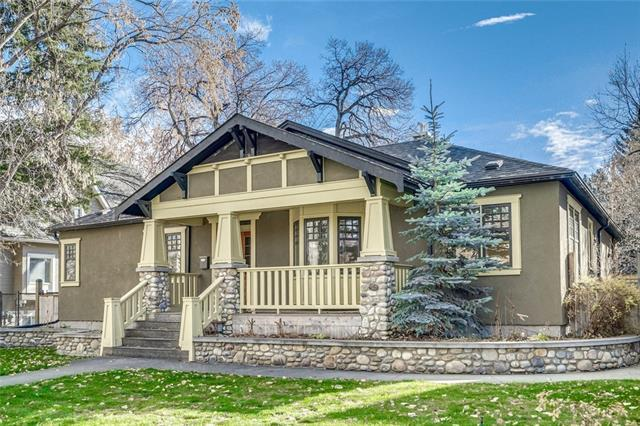 1225 Riverdale Avenue SW, Calgary, AB T2S 0Z1 (#C4213955) :: The Cliff Stevenson Group