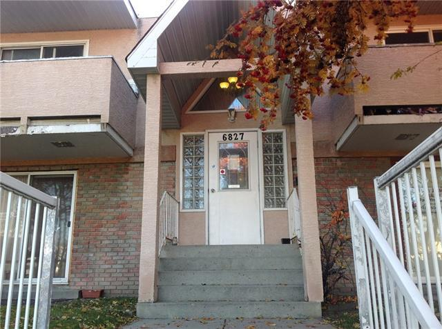 6827 Centre Street NW #1, Calgary, AB T2K 5C4 (#C4214003) :: Canmore & Banff