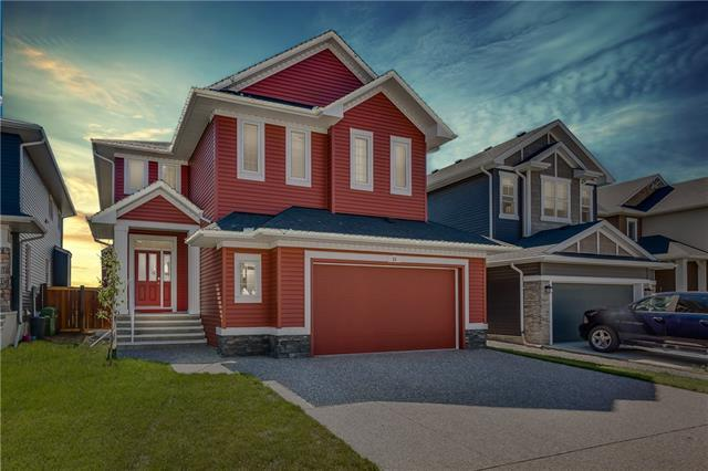 11 Ravenscroft Close SE, Airdrie, AB T4A 0L9 (#C4214040) :: Tonkinson Real Estate Team