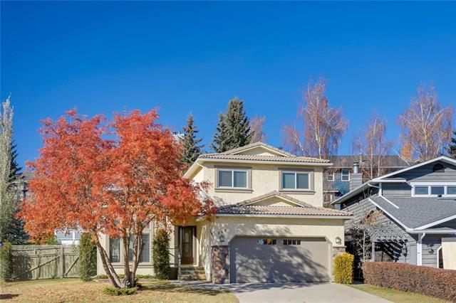 360 Strathcona Drive SW, Calgary, AB T3H 1N9 (#C4214072) :: Your Calgary Real Estate