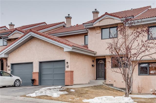 5810 Patina Drive SW #92, Calgary, AB T3H 2Y6 (#C4214125) :: Calgary Homefinders