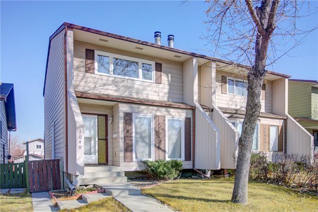 1040 Berkley Drive NW, Calgary, AB T3K 1A3 (#C4214138) :: Tonkinson Real Estate Team