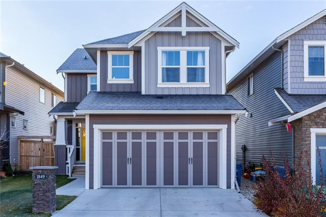 1849 Reunion Terrace NW, Airdrie, AB T4B 3P8 (#C4214144) :: Your Calgary Real Estate