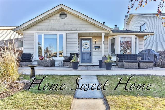 23 Scenic Acres Drive NW, Calgary, AB T3L 1A2 (#C4214163) :: Calgary Homefinders