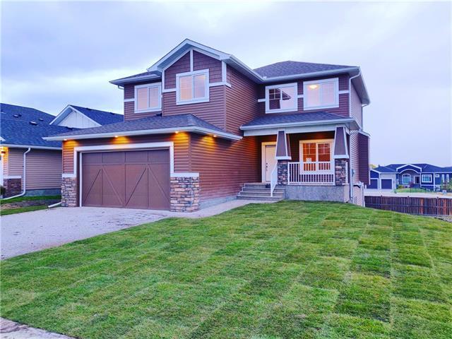 12 Lakes Estates Circle, Strathmore, AB T1P 0B7 (#C4214168) :: Your Calgary Real Estate