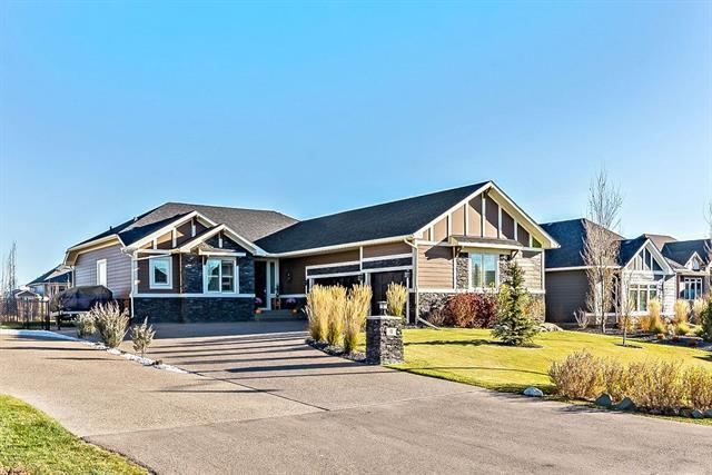 8 Cimarron Estates Manor, Okotoks, AB T1S 0J8 (#C4214179) :: The Cliff Stevenson Group