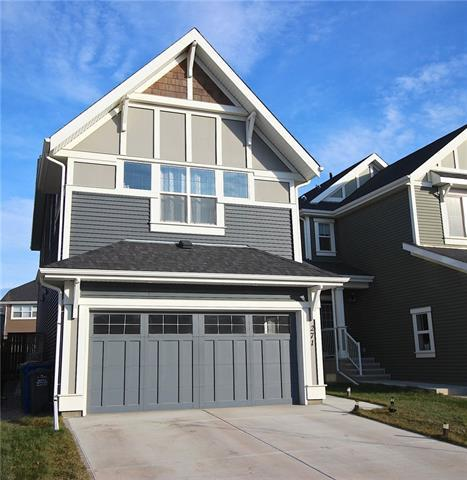 271 River Heights Crescent, Cochrane, AB T4C 0V2 (#C4214188) :: Canmore & Banff