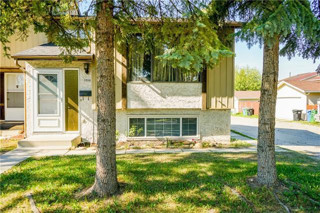 4924 44 Avenue NE, Calgary, AB T1Y 3P1 (#C4214210) :: Tonkinson Real Estate Team