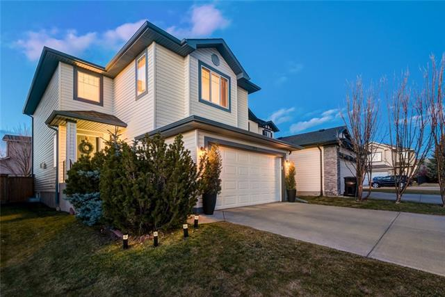105 Tuscany Ravine View NW, Calgary, AB T3L 2W3 (#C4214230) :: Your Calgary Real Estate