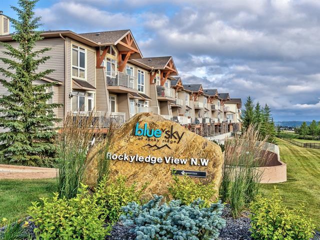 156 Rockyledge View NW #2, Calgary, AB T3G 6B2 (#C4214232) :: Tonkinson Real Estate Team
