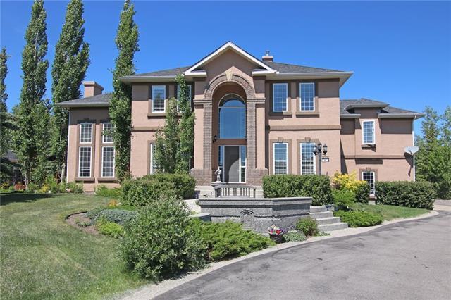 11 Alexa Close, Rural Rocky View County, AB T3R 1B9 (#C4214266) :: Calgary Homefinders