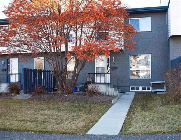 6440 4 Street NW #93, Calgary, AB T2K 1B8 (#C4214346) :: Calgary Homefinders
