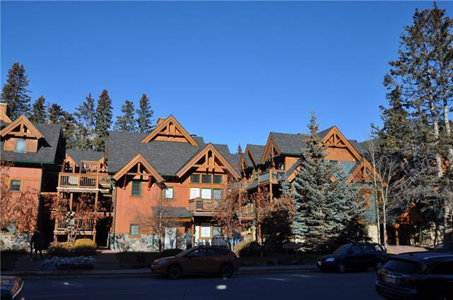 347 Marten Street #301, Banff, AB T1L 1E3 (#C4214373) :: Canmore & Banff
